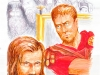 illustration pilate condemns jesus-to-death-by-david-zamudio