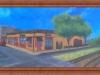 La cantina restaurant, Webster Groves, MO, Acrylic, by David Zamudio