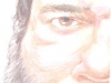 zamudios studio self-portrait