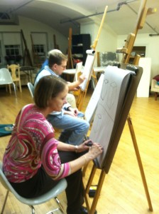Basic Drawing St. Louis Artists' Guild-w David Zamudio