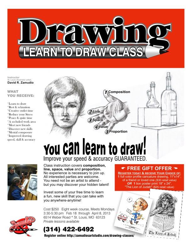 Basic Training Drawing Basic Drawing Class