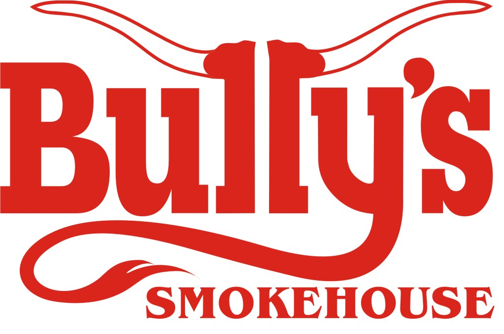 Bullys Smokehouse restaurant Logo by Zamudios Studio