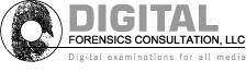 Logo design Digital Forensics by Zamudios Studio