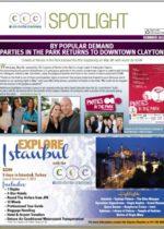 David Zamudio-Clayton Chamber of Commerce Newsletter