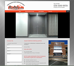 st louis website design by Zamudios-villas at Palmer Place